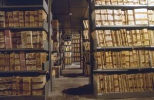 Depositi dell'Archivio di Stato di Prato (1960)