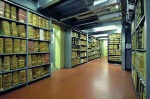 deposito archivio