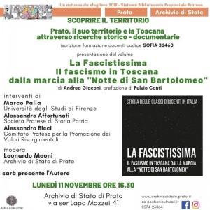 giaconi_fascistissima_AUTUNNO DA SFOGLIARE 2019