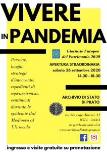 Vivere in pandemia