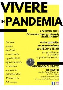 Vivere in pandemia_giornata internazionale archivi 2021